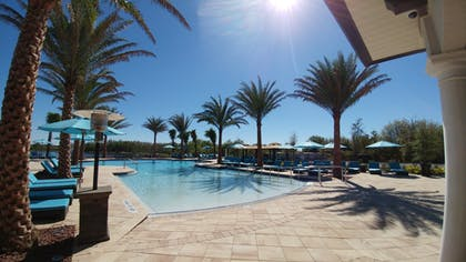 Pool View | Balmoral Resort Florida