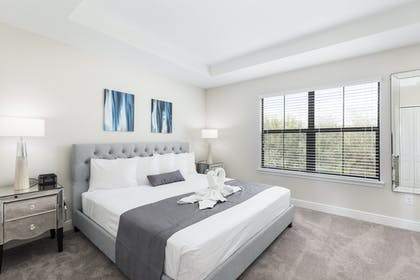 Master Bed Room 1.jpg | 2 Bedroom Townhome | Balmoral Resort Florida