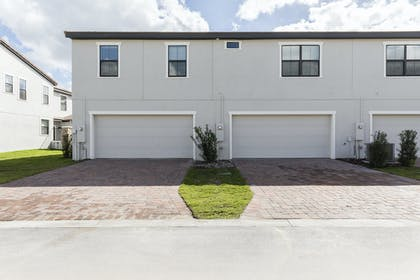 Town Homes Rear.jpg | 2 Bedroom Townhome | Balmoral Resort Florida