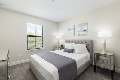 Bedroom 2 | 3 Bedroom Townhome | Balmoral Resort Florida