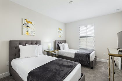 Bedroom 3.jpg | 3 Bedroom Townhome | Balmoral Resort Florida