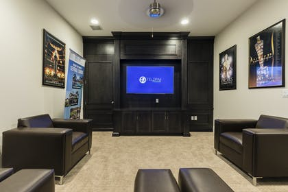 Theater Room | Balmoral Resort Florida