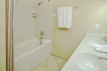 Bathroom | Two Bedroom Suite | Bryan's Spanish Cove