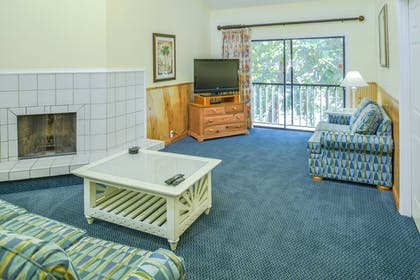 Living Room 2   Two Bedroom Suite   Bryan's Spanish Cove