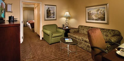 Living room | Queen Suite | Caribe Royale Orlando