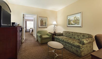 Living room | King Suite | Caribe Royale Orlando