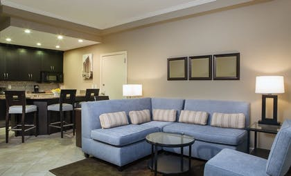 King Bed Suite | 1 King Bed Suite Nonsmoking + Two Queen Beds Nonsmoking | Crowne Plaza Orlando-Downtown