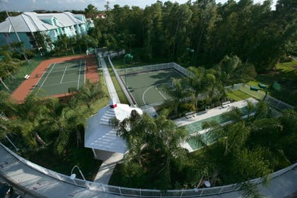 Tennis Courts | Cypress Pointe Resort