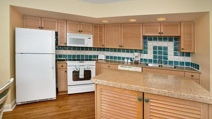 Kitchen | One Bedroom Villa | Disney's Old Key West Resort
