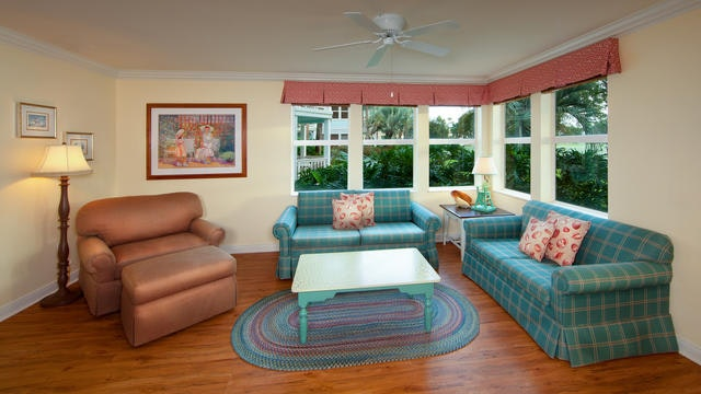 two bedroom villa at disney s key west resort