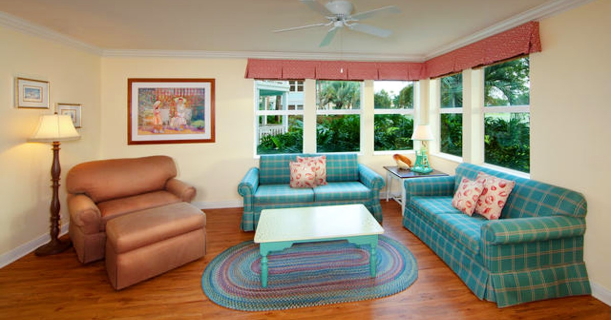 Two bedroom villa at disney 39 s old key west resort - 2 bedroom villas near disney world ...