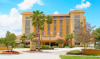 hotel front | Embassy Suites by Hilton Orlando International Drive Convention Center