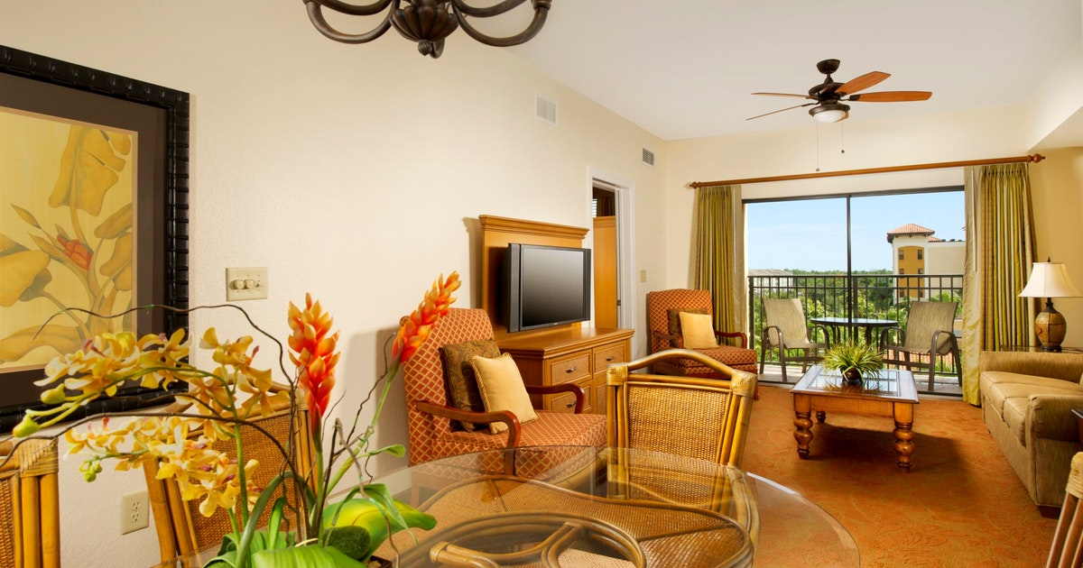Two bedroom grand suite at floridays resort suiteness - Two bedroom suites orlando florida ...