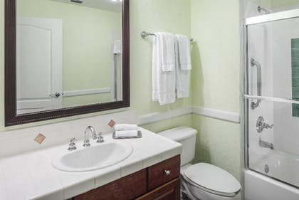 Bathroom | Three Bedroom Suite | Grand Beach
