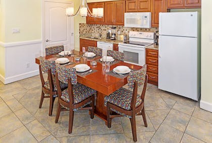 Kitchen | Three Bedroom Suite | Grand Beach