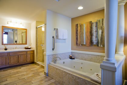Bathroom 2 | Two Bedroom Suite | Grand Beach