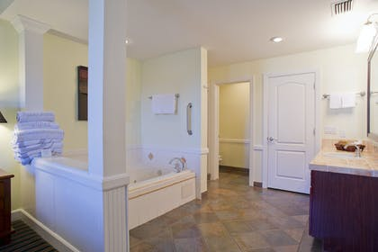 Bathroom | Two Bedroom Suite | Grand Beach