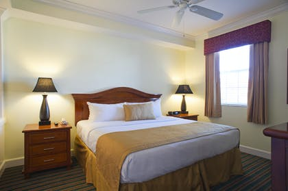 Bedroom | Two Bedroom Suite | Grand Beach
