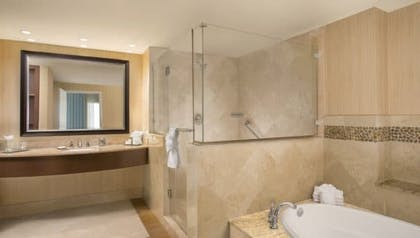 Bathroom | Presidential Suite | Hilton Orlando Bonnet Creek Resort
