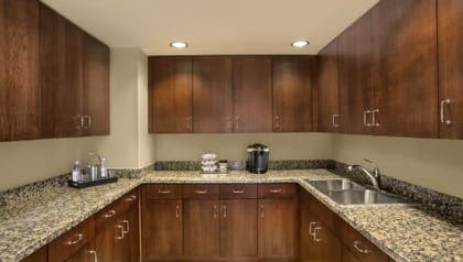 Kitchen | Presidential Suite | Hilton Orlando Bonnet Creek Resort