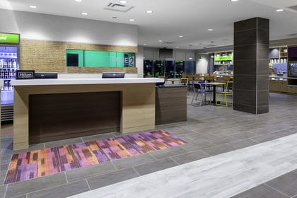 Lobby |  | Home2 Suites by Hilton Orlando South Park