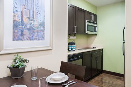 In-room dining.jpg | 1 King Bed Studio Suite Nonsmoking + 1 King Bed 1 Bedroom Suite Nonsmoking | Homewood Suites by Hilton Orlando Airport