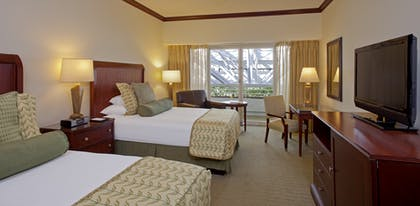 Double Bedroom | VIP Suite + Two Queen Room | Hyatt Regency Orlando International Airport