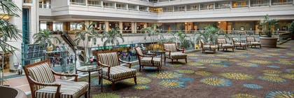 Performance balcony  | Hyatt Regency Orlando International Airport