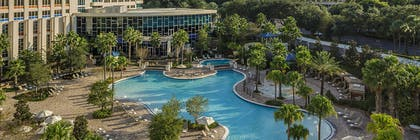 Hotel pool | Hyatt Regency Orlando