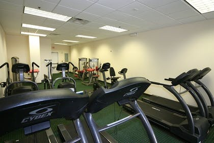 Fitness center  | Lake Buena Vista Resort Village & Spa