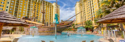 Pirate pool | Lake Buena Vista Resort Village & Spa