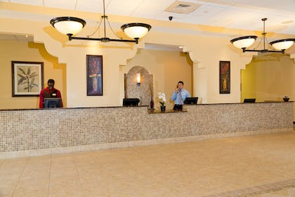 Reception area  | Lake Buena Vista Resort Village & Spa