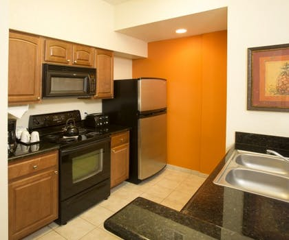 Kitchen | Two Bedroom Firework View Suite | Lake Buena Vista Resort Village & Spa