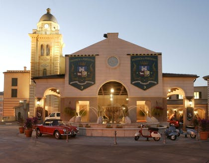Entrance | Universal's Loews Portofino Bay Hotel