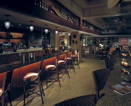 Jake's American Bar | Universal's Loews Royal Pacific Resort™