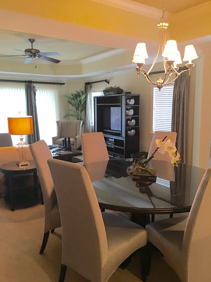 Dining Area | Three Bedroom Deluxe Villa | Reunion Resort, a Salamander Golf & Spa Resort