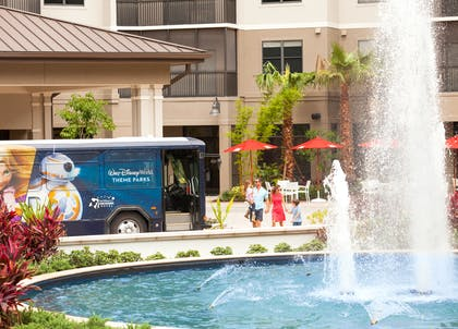 Disney Bus | The Grove Resort & Spa Orlando