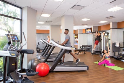 Fitness Center Models | The Grove Resort & Spa Orlando