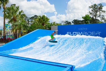Flow Rider | The Grove Resort & Spa Orlando