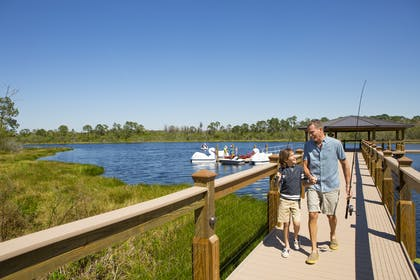 Lake Austin Fishing | The Grove Resort & Spa Orlando