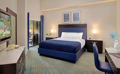 Bedroom area | 3 Bedroom 2 Bath Deluxe View | The Grove Resort & Spa Orlando