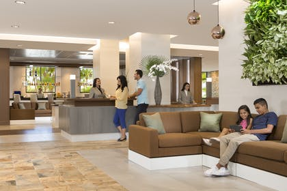 The Grove Lobby | The Grove Resort & Spa Orlando