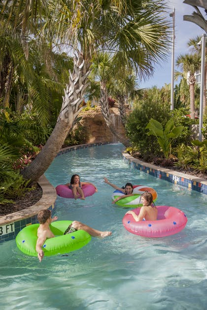 Lazy River - Lifestyle | Universal's Cabana Bay Beach Resort