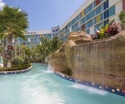 Volcano Bay View 2 Bedroom Suite At Universal S Cabana Bay