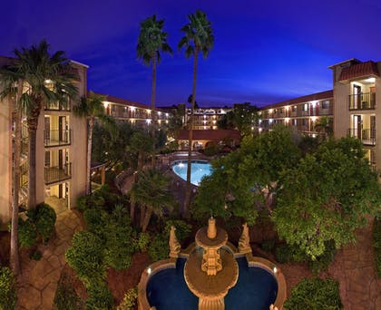 Hotel Exterior   Embassy Suites by Hilton Phoenix Airport