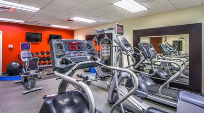 Fitness Center | Hilton Garden Inn Phoenix North Happy Valley