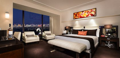 Bedroom | One Bedroom Luxury Suite  | Red Rock Casino, Resort and Spa