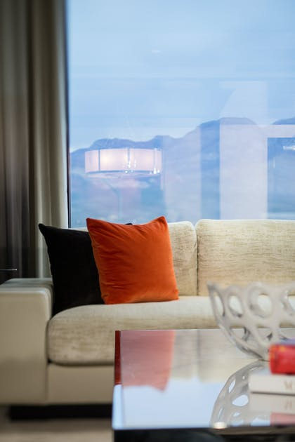 Living room | One Bedroom Luxury Suite  | Red Rock Casino, Resort and Spa