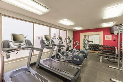 Fitness Center | DoubleTree Suites by Hilton Saltillo