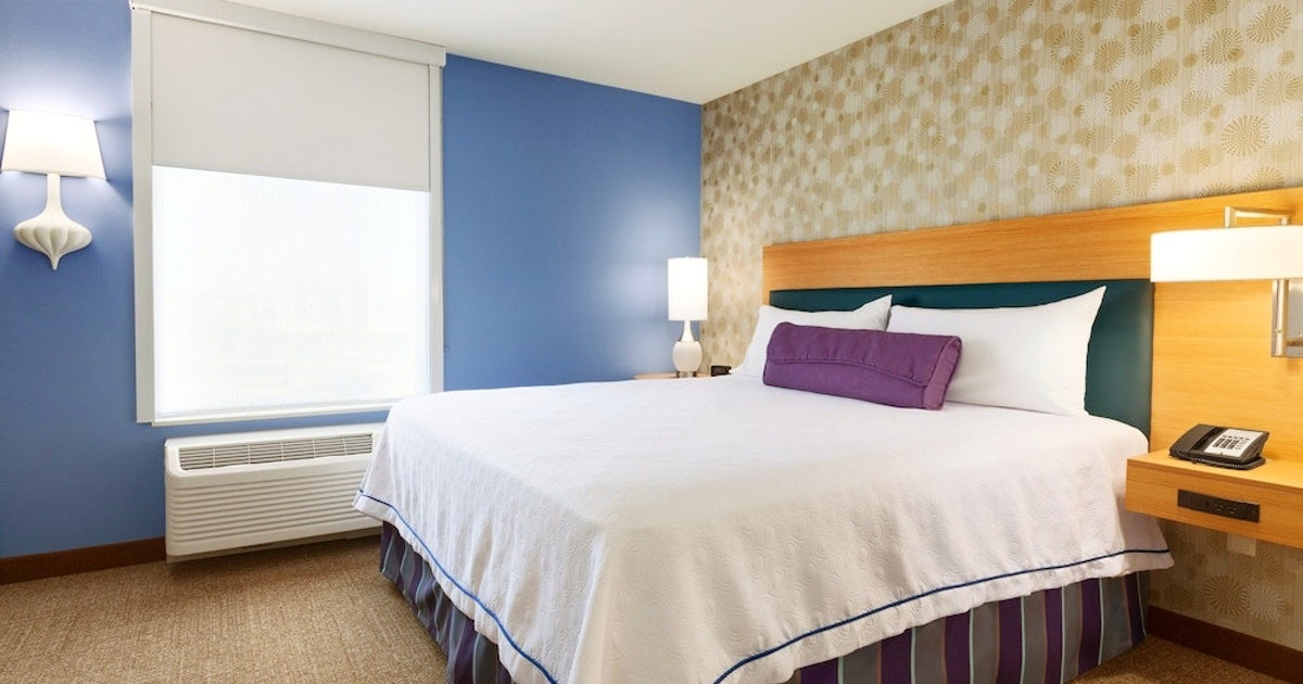 1 king bed 1 bedroom suite at home2 suites by hilton san - Two bedroom suites san francisco ...